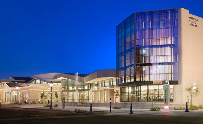 Image result for milpitas library